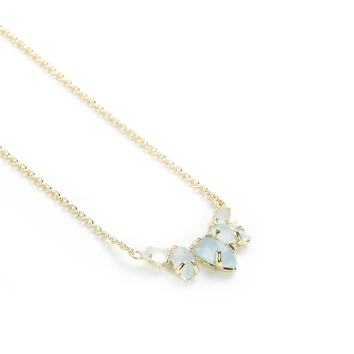 Chalcedony Daydreamer Necklace