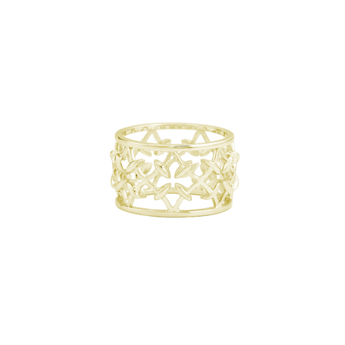 Gold Believer Ring 7