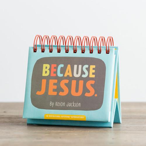 Because Jesus.