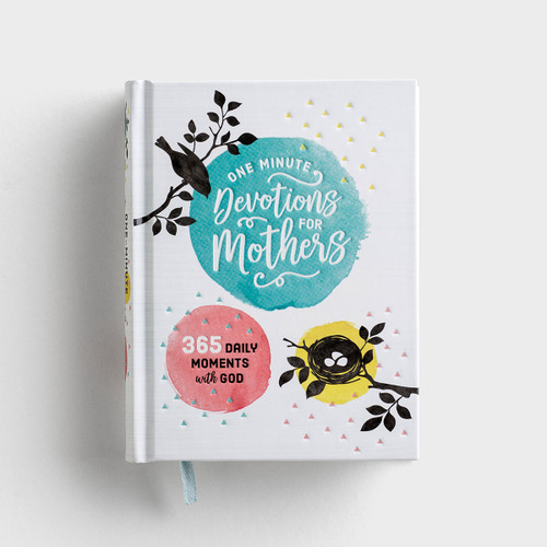1 min Devotions For Mothers 365