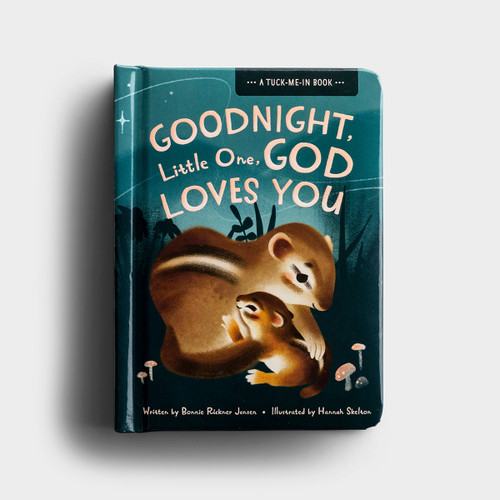 Goodnight Little One, God Loves You Book
