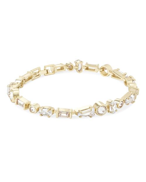 Rumi Link Bracelet Gold