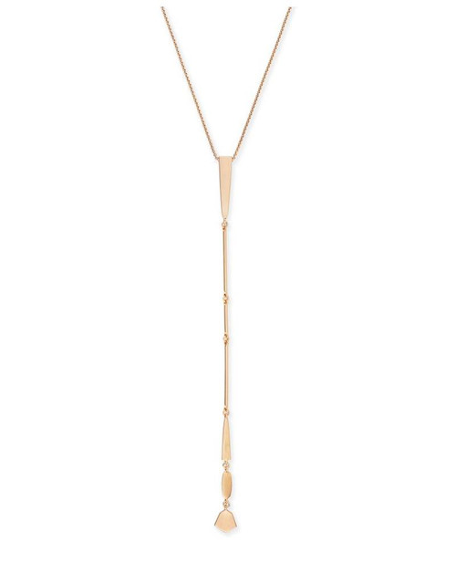 Aella Neckalce Rose Gold Metal