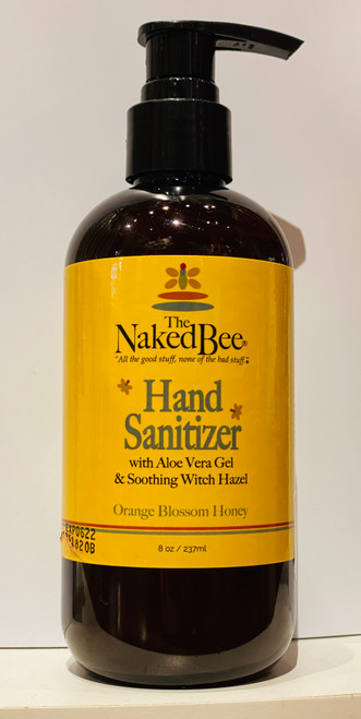 Hand Sanitizer 8 oz. Pump