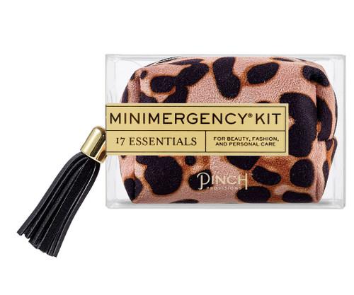 Leopard Blush Minimergency Kit