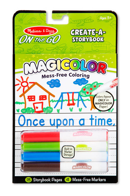 Magicolor Color Your Own Storybook
