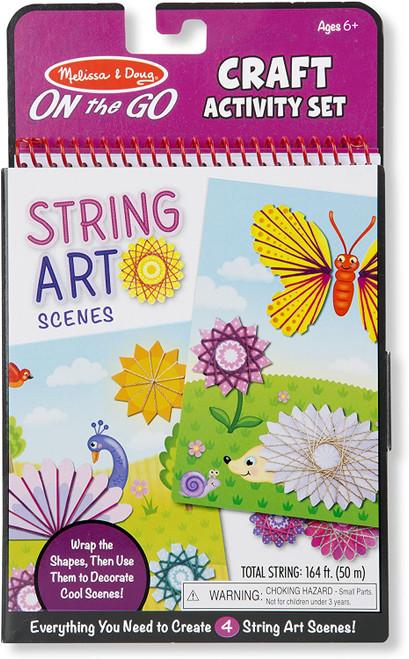 String Art Scenes Activity Set