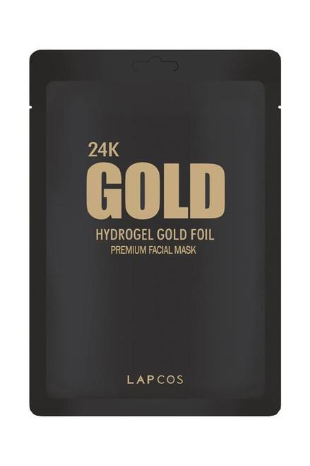24K Gold Hydrogel Face Mask
