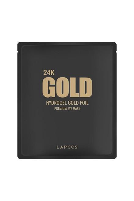 24K Gold Hydrogel Eye Mask