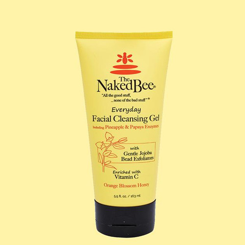 Orange Blossom Facial Cleanser