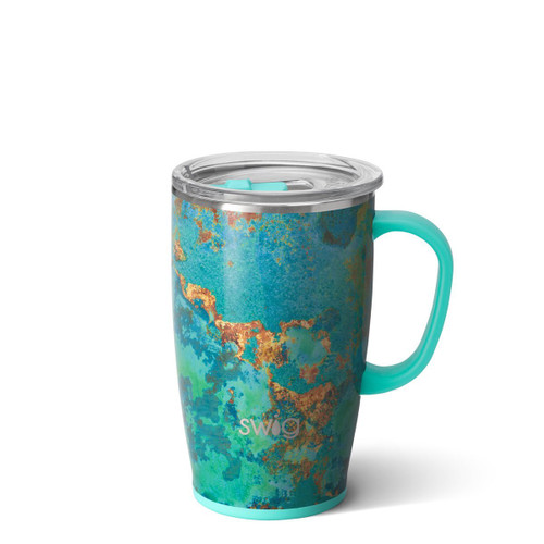 Copper Patina 18oz Mug