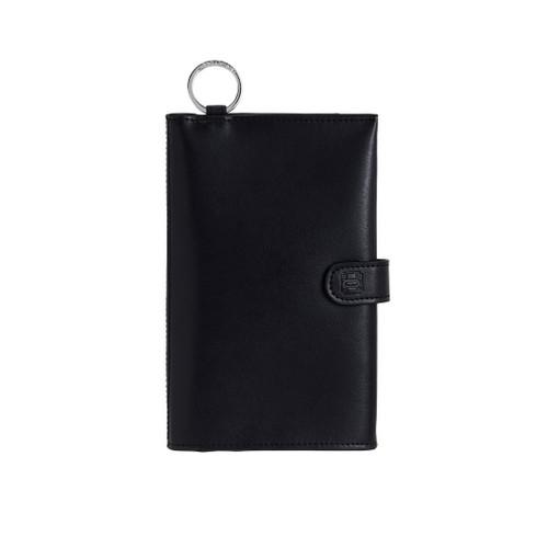 Black Organizer Wallet