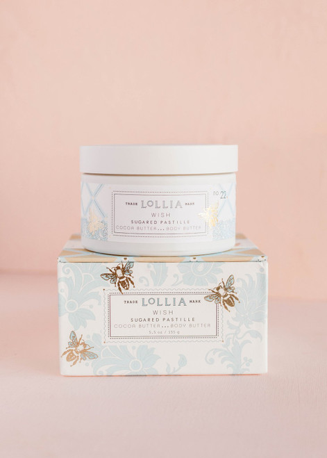 Wish Whipped Body Butter