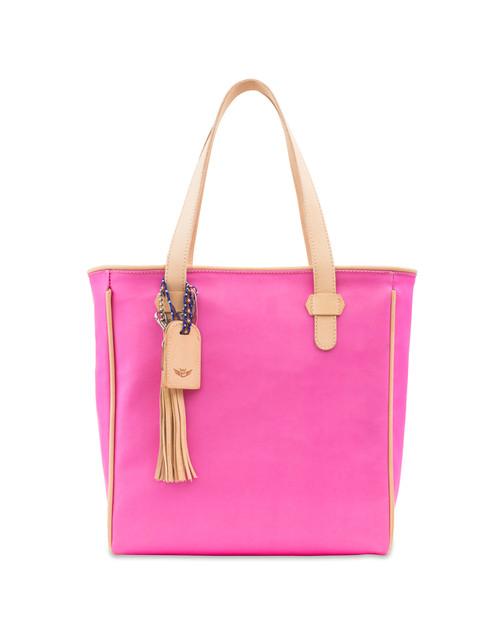 Pinkie Pink Micatex Classic Tote