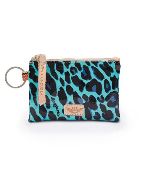 Ocean Jag Teeny Pouch