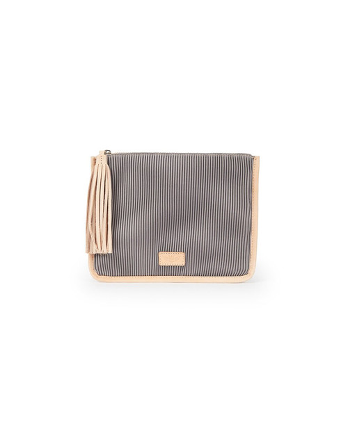Ash Grey Anything Goes Pouch