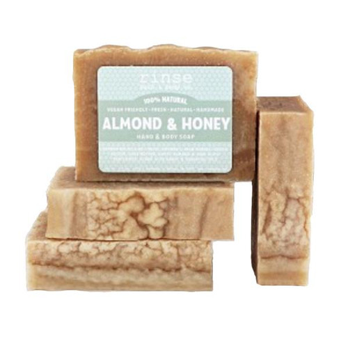 Almond & Honey Bar Soap