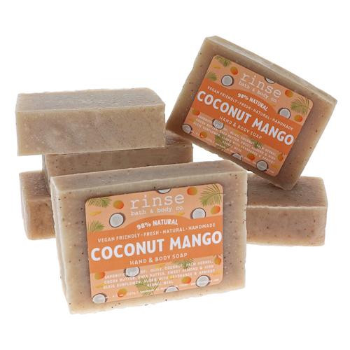 Coconut Mango Bar Soap