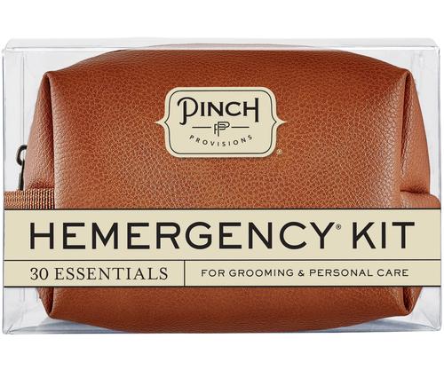 Hemergency Kit Cognac Brown Kit