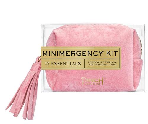 Velvet Pink Minimergency Kit