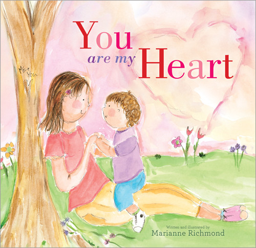 You Are My Heart Padded Book