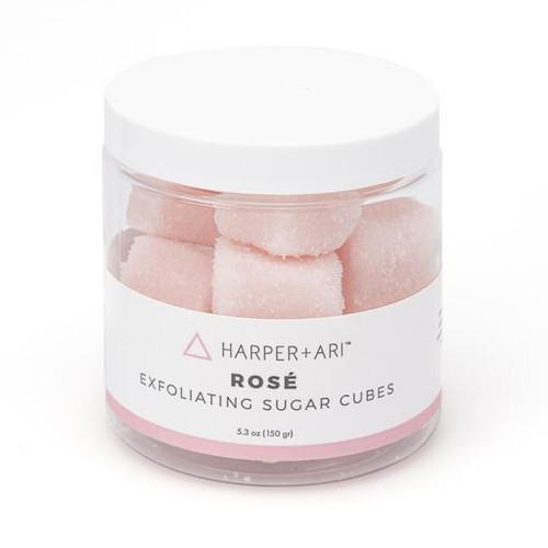 Rose Sugar Cubes Scrub Tub