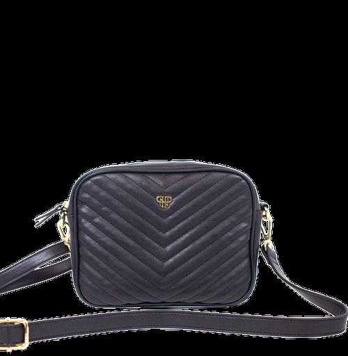 Black Litt Crossbody Bag