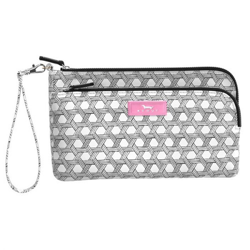 Basket Case Kelly Wristlet