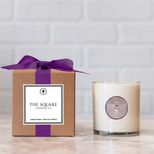 The Square Candle