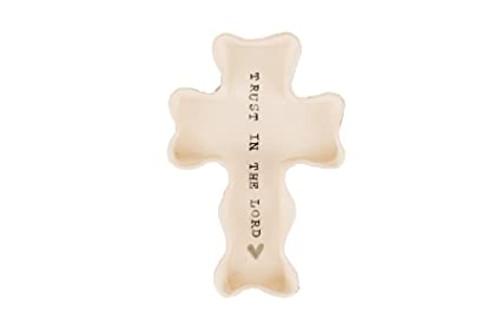 Trust In Lord Cross Dish