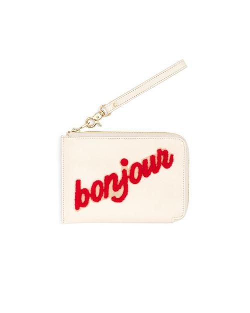 Bonjour Travel Clutch