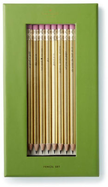 As Good As Gold Pencil Set