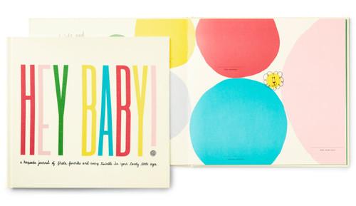 Hey Baby 1st Year Book