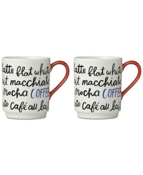 Piping Hot Coffee Mug Set 2