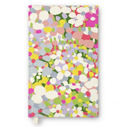 Floral Dot Journal