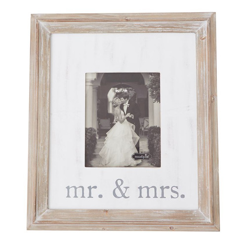 Mr. And Mrs. Frame Large