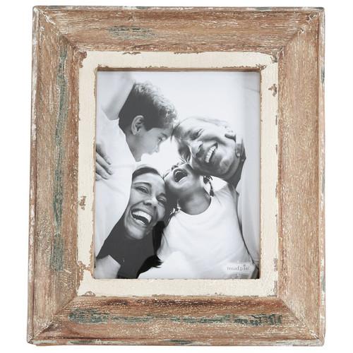 8x10 Weathered Wood Frame