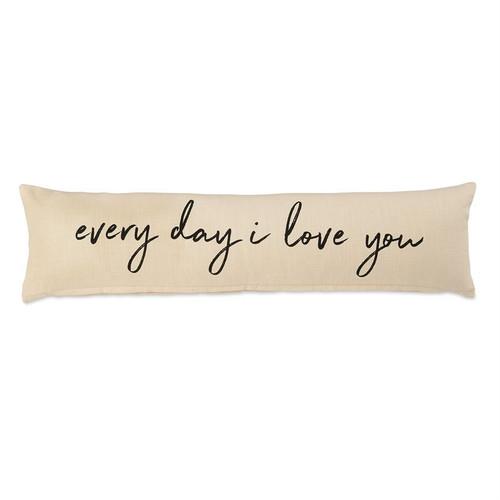 I Love You Long Pillow