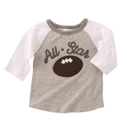 All Star Football Shirt 24m-2/3T