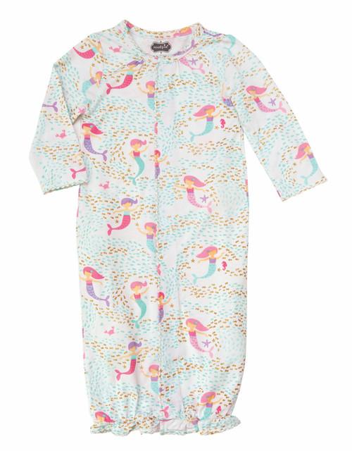 Mermaid Sleep Gown 0-3m