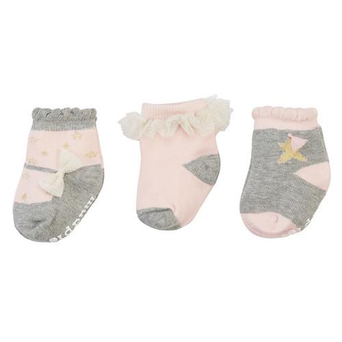 Dream in Glitter Sock Set
