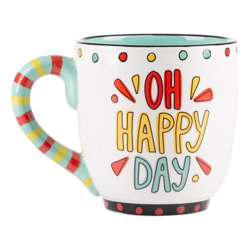Oh Happy Day Celebrate Mug