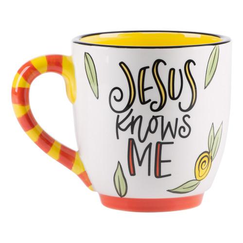 Jesus Loves Me this I know Mug