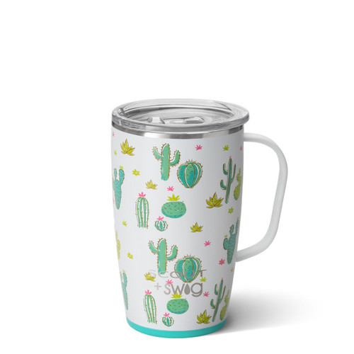 Cactus Makes Perfect 18 oz Mug