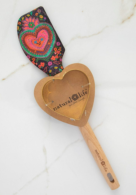 Spatula Cookie Cutter Heart