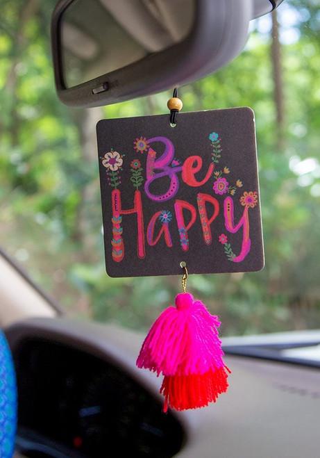Be Happy Air Freshener