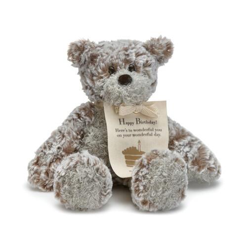 Mini Giving Bear Happy Birthday