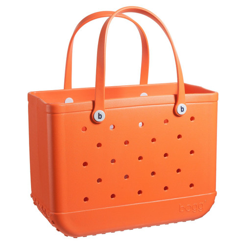 Large Orange Bogg Bag