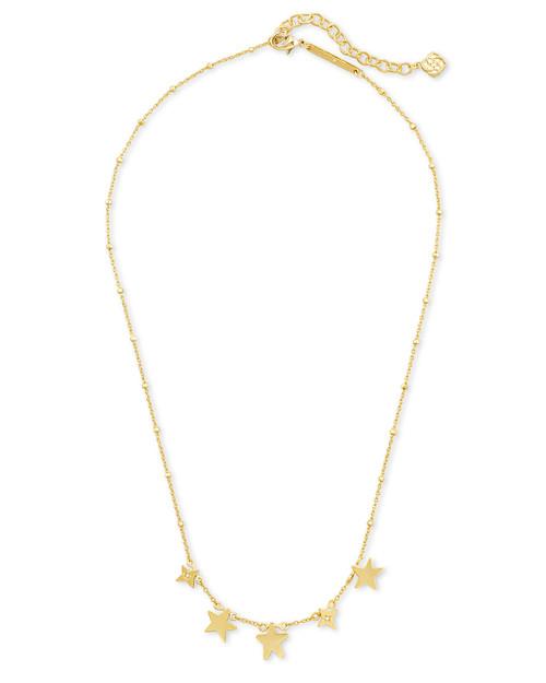 Jae Star Gold Necklace Choker