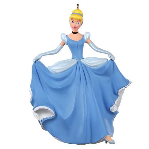 A Perfect Fit Cinderella Ornament
